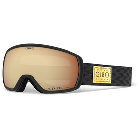 Giro Facet Snow Goggles Damen black-gold shimmer